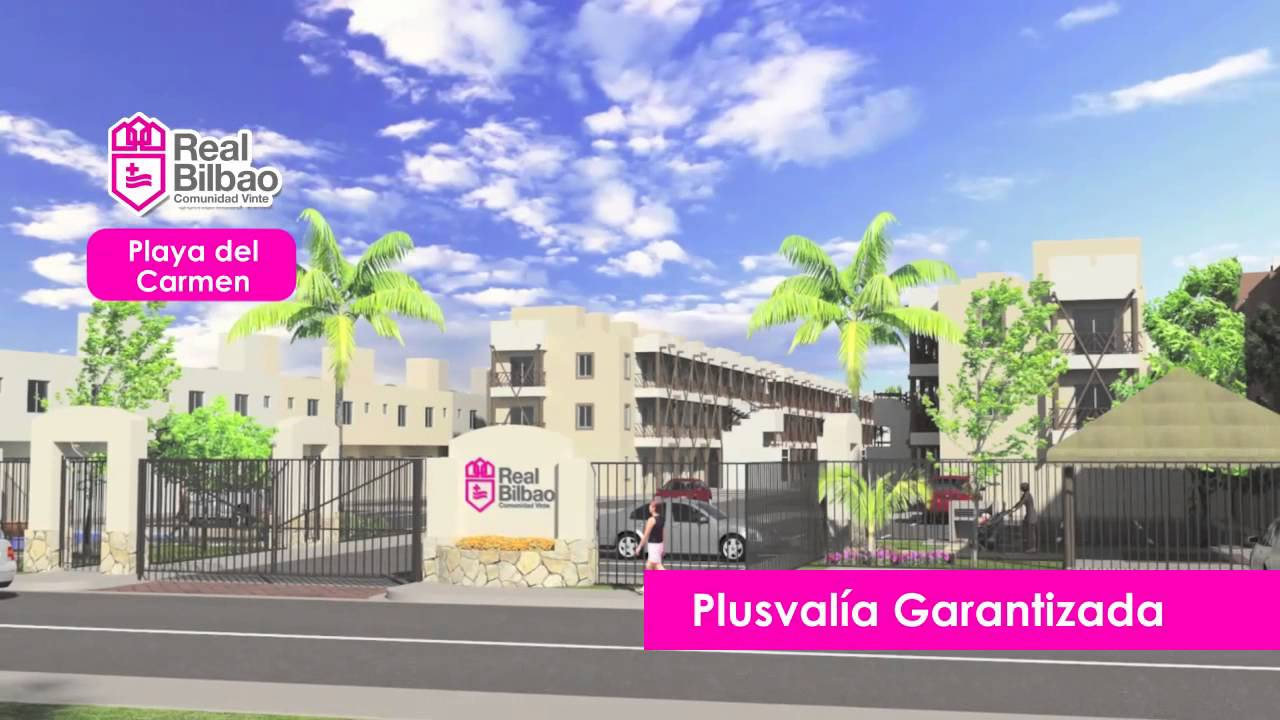 Real bilbao playa del carmen youtube for Actual muebles playa del carmen
