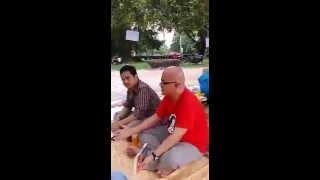 Reading of Pinjam with Buku Jalanan