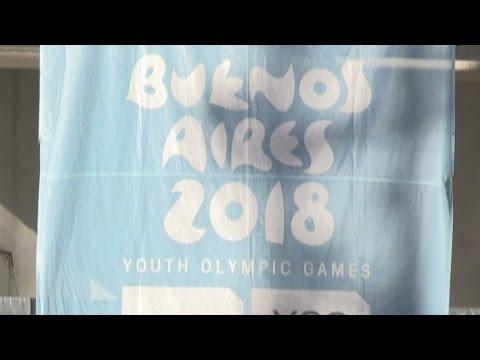 Bach felicita a Buenos Aires por los avances en obras para Juegos de la Juventud