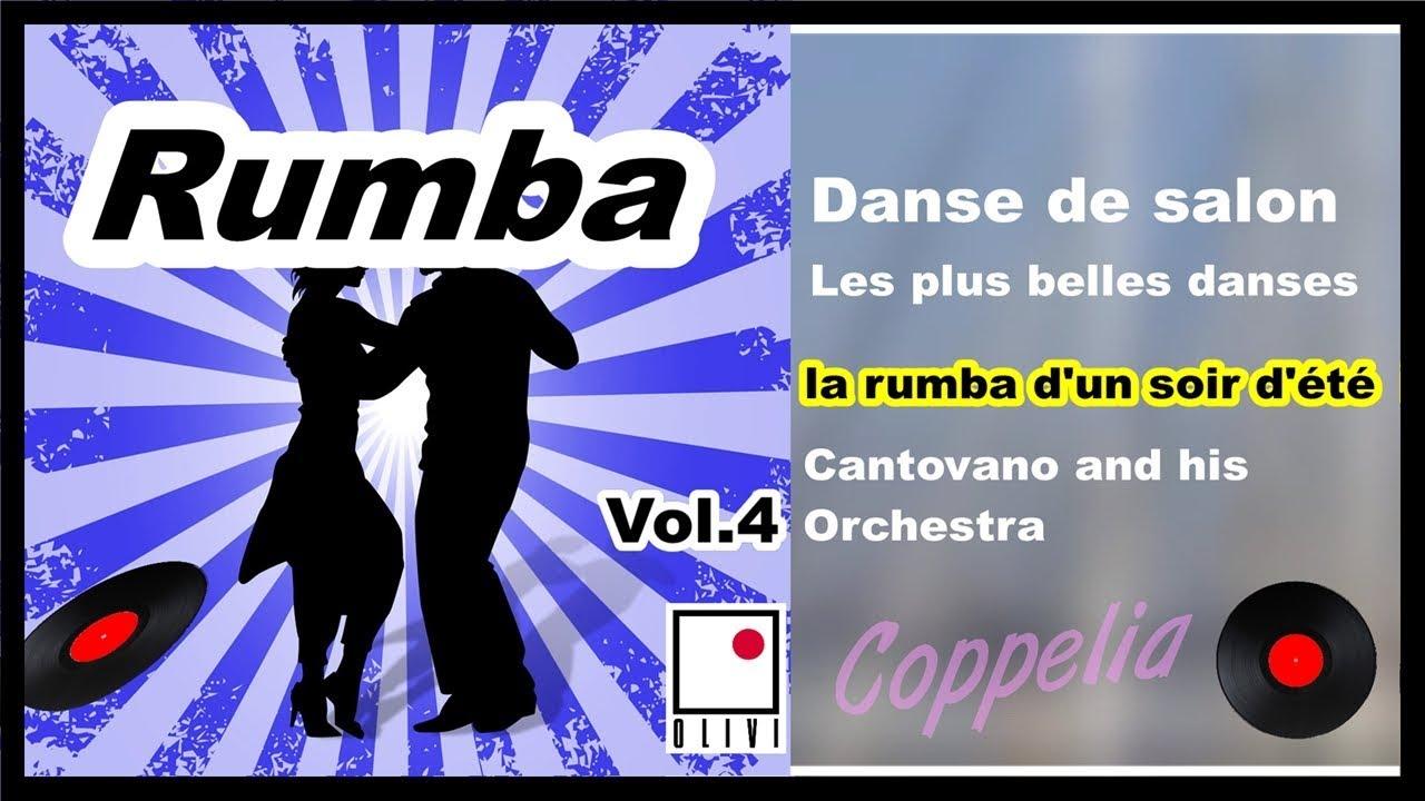 Rumba ballroom dancing danse de salon vol 4 coppelia - Musique danse de salon gratuite ...