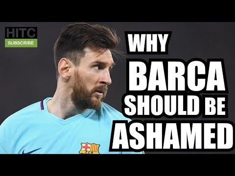 WHY BARCELONA SHOULD BE ASHAMED   Irish Guy's Rant