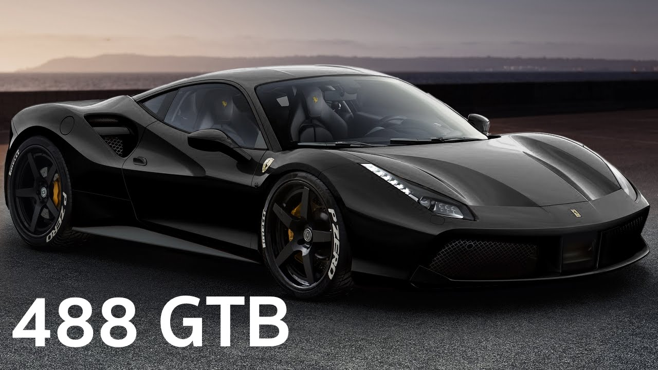 Ferrari 488 Gtb My Opinion Thoughts And Facts Youtube