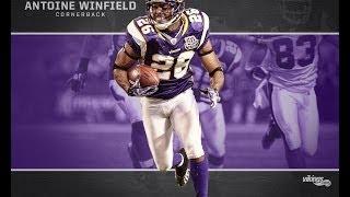 Antoine Winfield Highlights [HD]