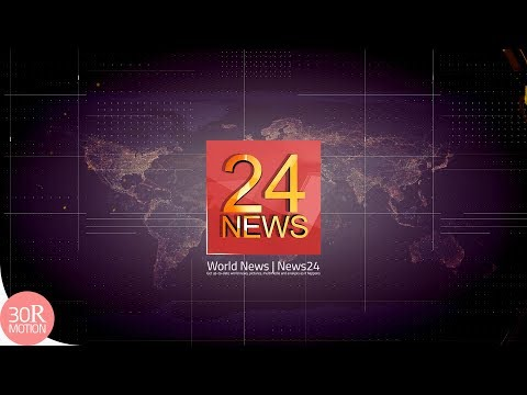 World News 3D Intro