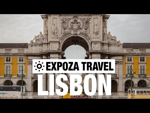 Eléctricos de Lisbon Vacation Travel Video Guide