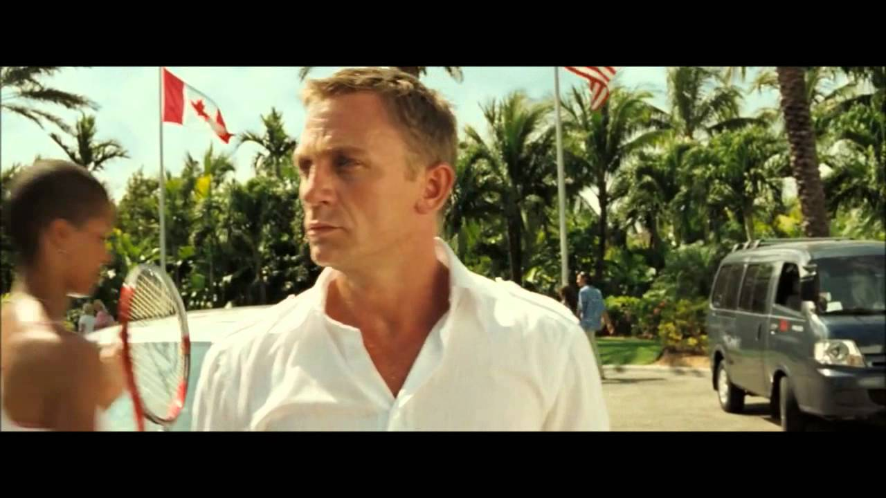 Start watching Casino Royale