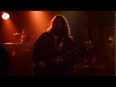 Bobby Kimball (Toto) band - Tommy Denander solo @ On The Rocks Helsinki February 21st 2013