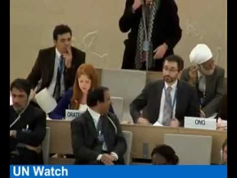 UN Watch exposes Pakistan's human rights record