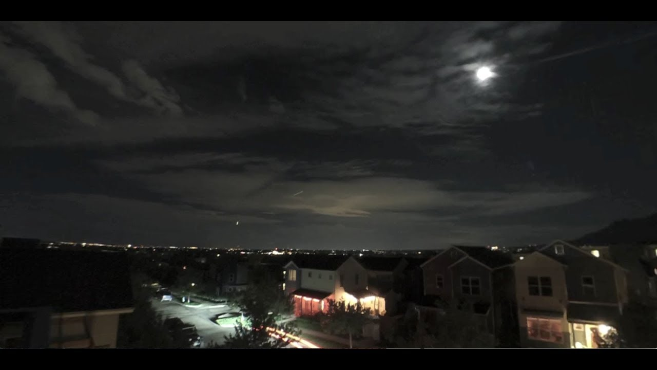 Garmin Virb 360 >> Garmin Virb 360 Night Mode Time Lapse Test Hyper Frame - YouTube