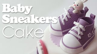 SUJUNG CAKE :: Baby Sneakers c…
