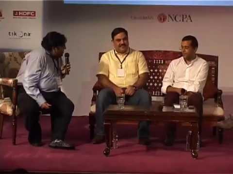 Chetan Bhagat, Ashwin Sanghi, Pritish Nandy and Ravi Subramanian