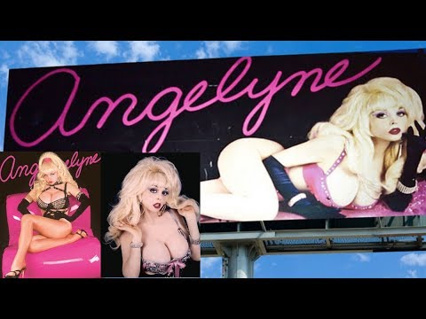 """That Pink Corvette in L.A. -  True Story behind """"Angelyne"""" Mp3"""