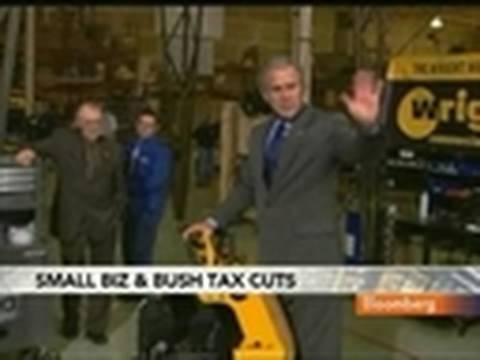 Expiration of Bush Tax Cuts May Affect Small Businesses: Video