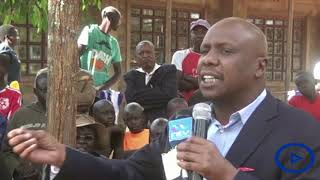 Senator Gideon Moi accuses DP Ruto of politicizing the referendum debate