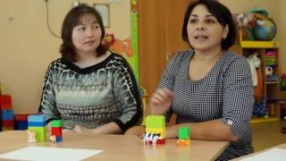 Мастер   класс по применению конструктора в математике с детьми дома