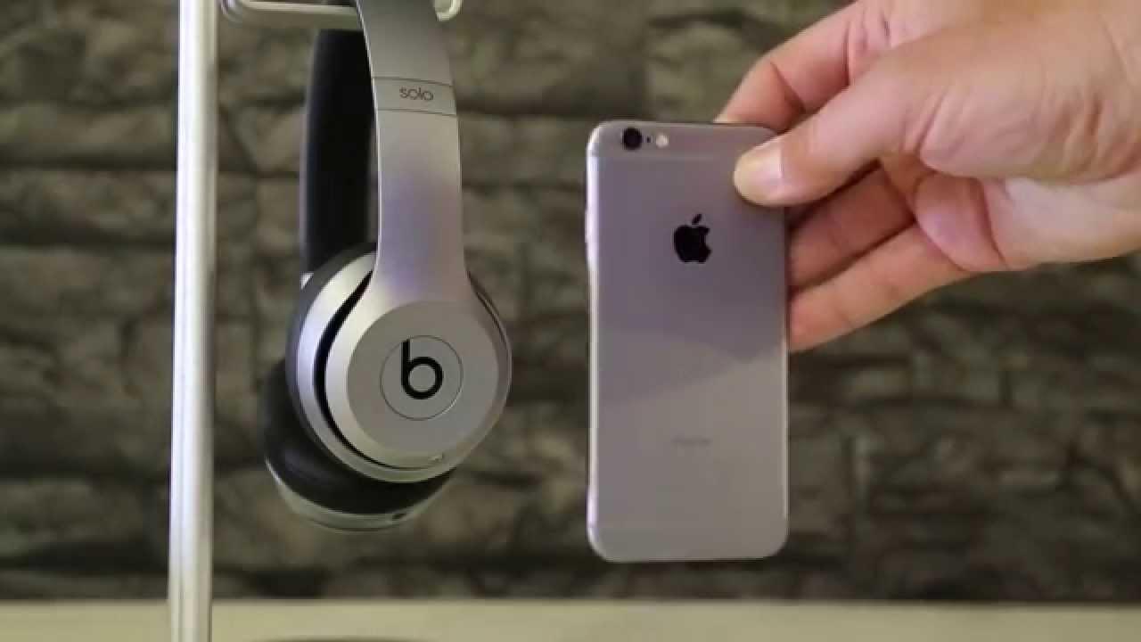 Beats by Dre Solo2 Wireless On-Ear Kopfhrer Hands-on ...
