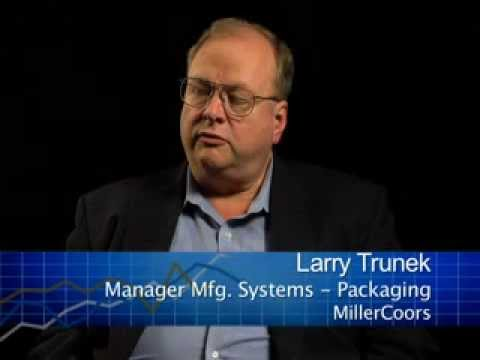 Larry Trunek of MillerCoors on Energy Efficiency Associated with Plant Operations