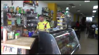 Repetidos cortes de energía afectan a comerciantes y comunidad granadina