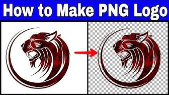 How to Make PNG Logo in picsart for Youtube videos | how to make png image