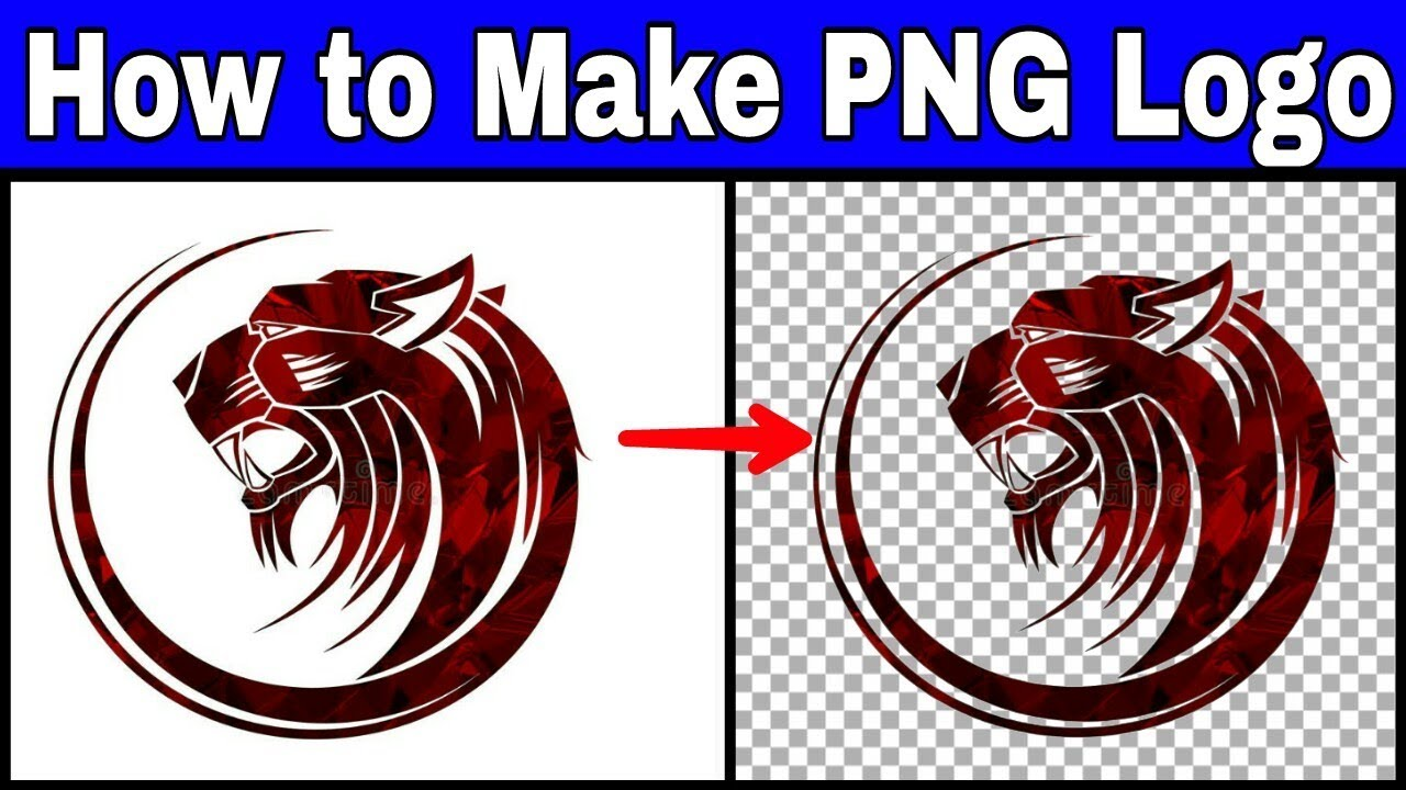 How To Make Png Logo In Picsart For Youtube Videos How To Make Png