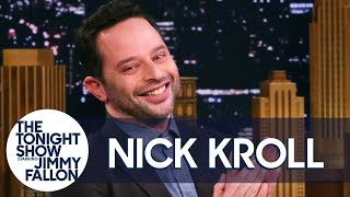 Nick Kroll Shows Off the Many Voices of His Big Mouth Characters