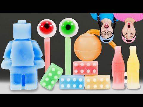 NIK-L-NIP Wax Bottle Mukbang 닉클립 왁스 스틱 DONA 도나 먹방