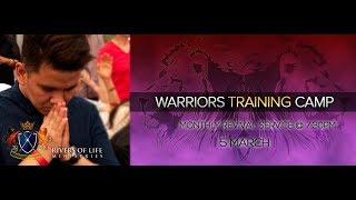 The Spirit of Deception | Warriors Training Camp | Steven Francis