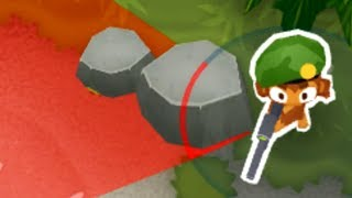 The Most Bizarre Sniper Spot That Actually Works! (Bloons TD 6)