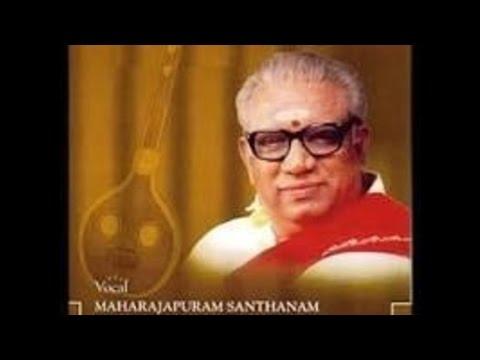 Maharajapuram Santhanam-Ninnaiye-Bharatiyar