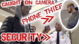HE STOLE OUR PHONE!!!(WE CAUGHT HIM) - S1V7 - SPECIAL EDITION VLOG