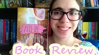 Book Review: The Fill-In Boyfriend