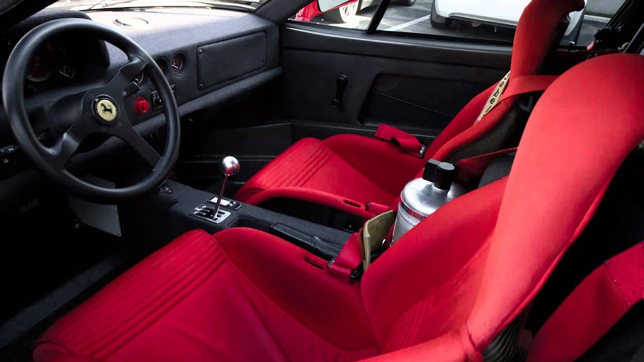 Ferrari f40 youtube ferrari f40 vanachro Images