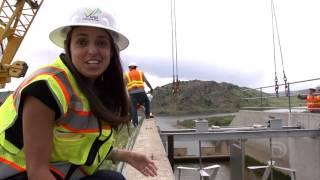 Denver Water Hydropower Installation
