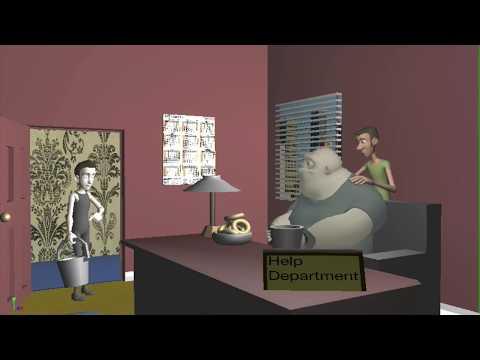 3D animation Dialog