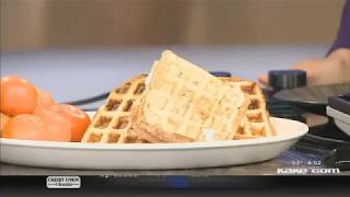 Cooking with KAKE: Grilled Fluffernutter Sandwich