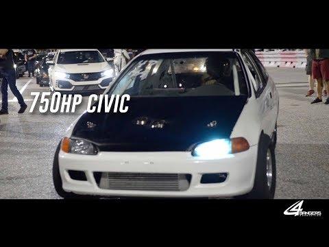 750HP CCS LS/Vtec Eg Hatch - JP Reynolds