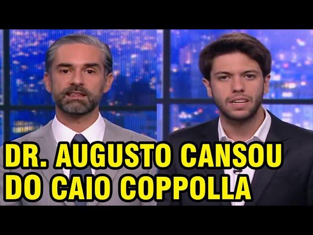DR. AUGUSTO DE ARRUDA BOTELHO FORA DO GRANDE DEBATE DA CNN