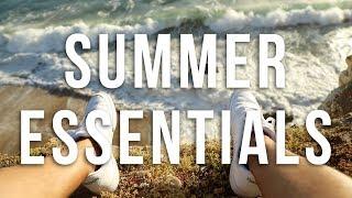 Summer Essentials | Men's Casual Vibes