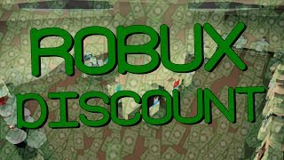 ROBUX Discount - A ROBLOX Machinima