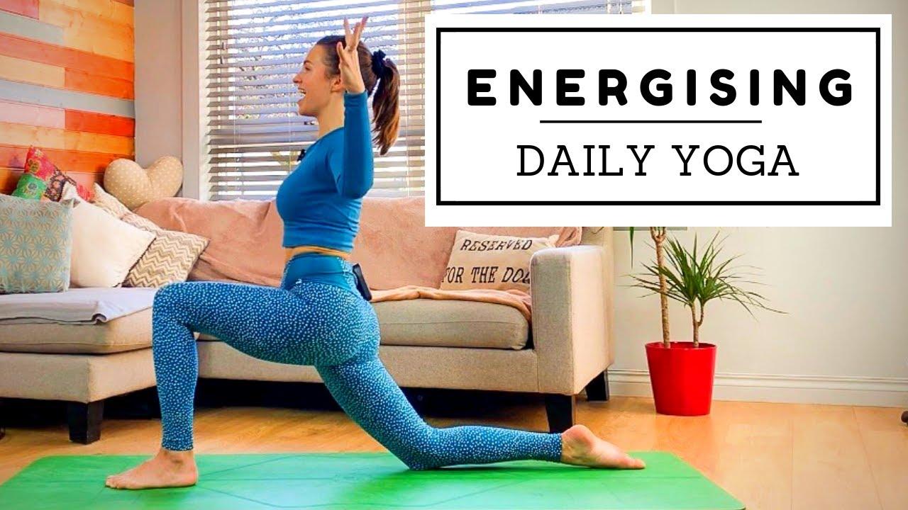 Morning Yoga 40 Minute Yoga Flow Ruth Steel Youtube