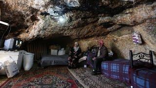 İsrail evlerimizi yıksa da Filistin de mağarada yaşamayı sürdüreceğiz