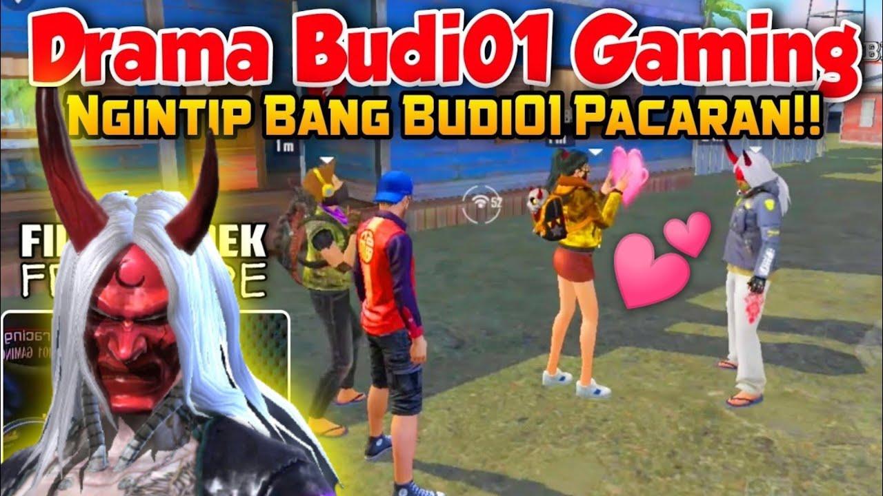 Film Pendek FF ‼️Kisah Budi01 Gaming !!! Ngintip Bang Budi Pacaran ⁉️