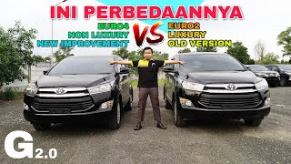 Perbandingan Mesin INNOVA 2018 EURO4 vs EURO2 Toyota Indonesia New Improvement