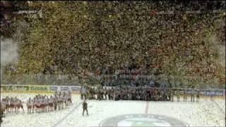 WM Sieger Tschechien Goldverleigung+Hymne 23.5.10