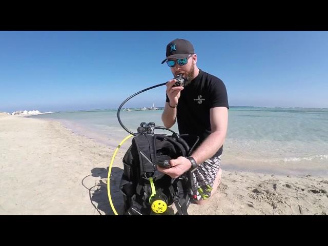 Underwater Filmmaking Course Egypt Vlog Day 2!