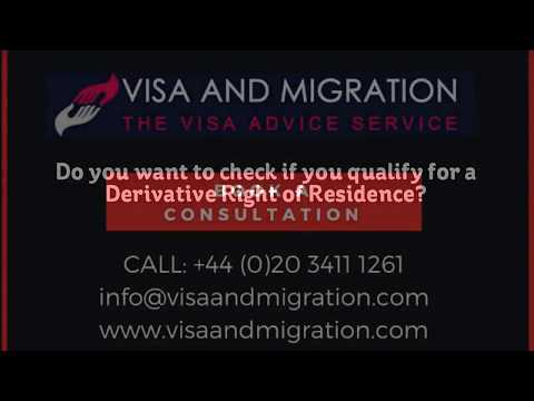 derivative right of residence