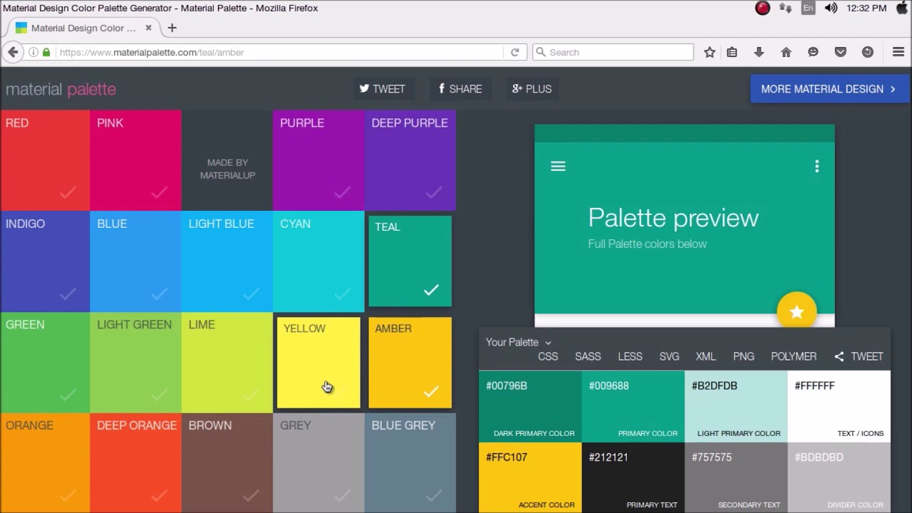 How to Choose a Perfect Color Scheme for Your Website, App ...