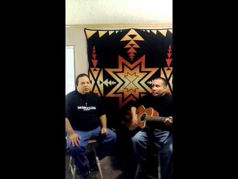 dry and thirsty land sang by sons of thunder gary and kevin
