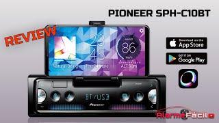 DEMONSTRAÇÃO PIONEER SPH-C10BT