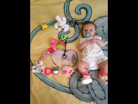 2 месяца ребенку /Второй месяц Софи